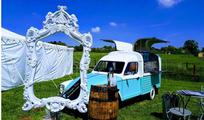 Wedding Venue Checklist - Services and Vendors - The Hill Farm House