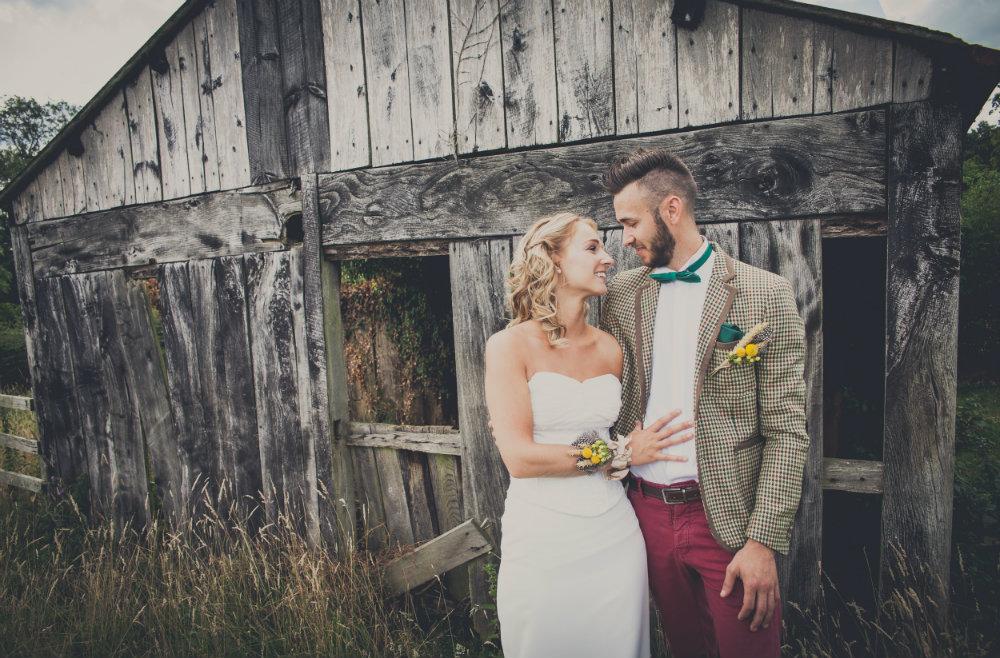 Outdoor Wedding Venue Northamptonshire - Brampton Grange - The Hill Farm House