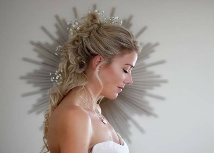 Flashkate Bridal Make up - The Hill Farm House